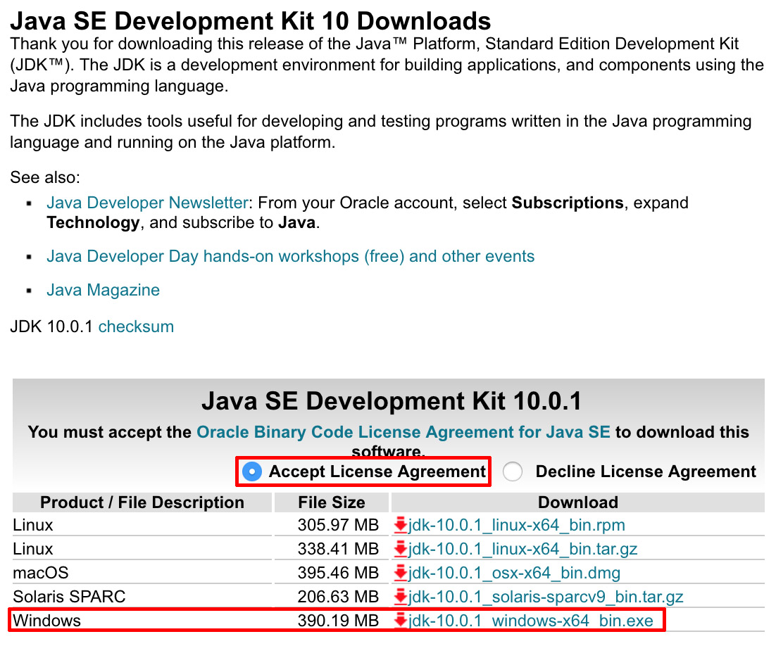 JAVA] Windows10에 JDK 설치하기 | 잡동사니 수집광